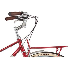 Ortler Bricktown S Trapeze, rojo